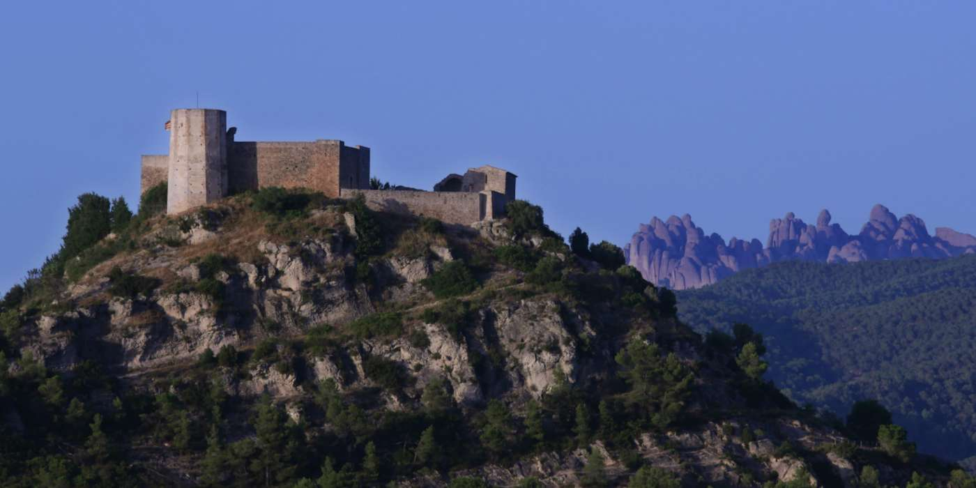 ANOIA, LAND OF CASTLES