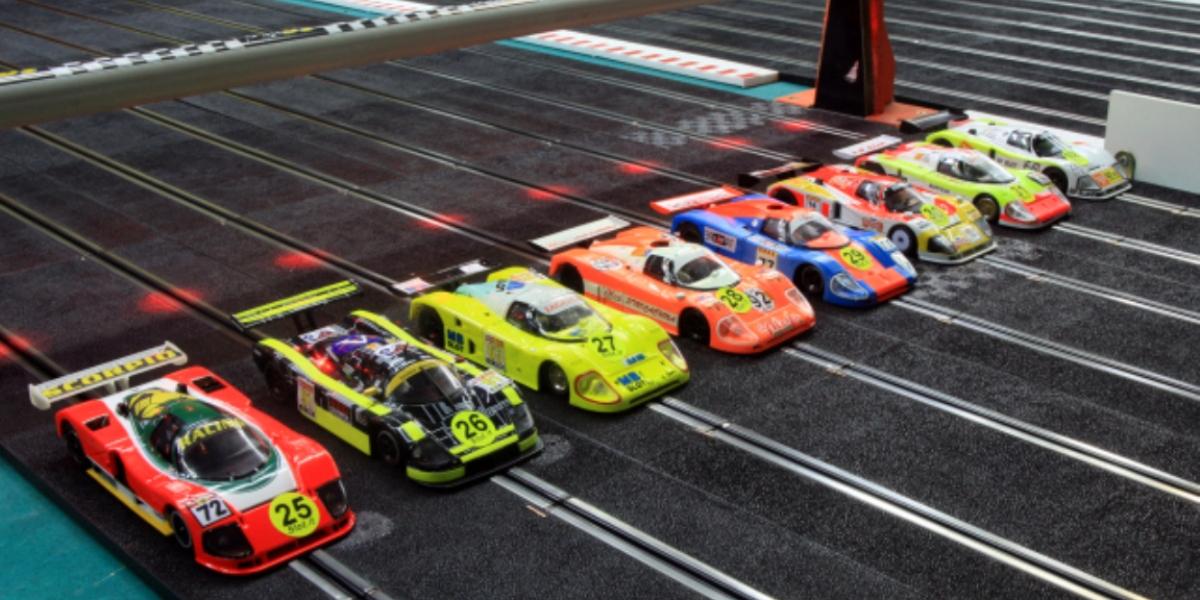 XXI Campeonato de España de Slot-Scalextric