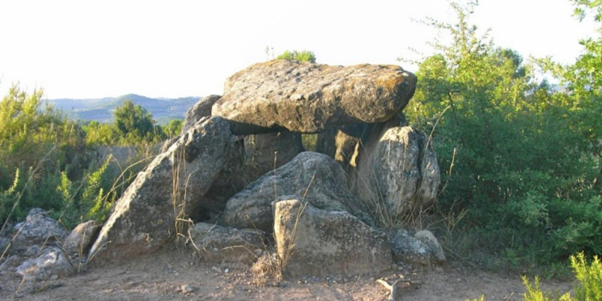 Dolmens or Megalithic Tombs