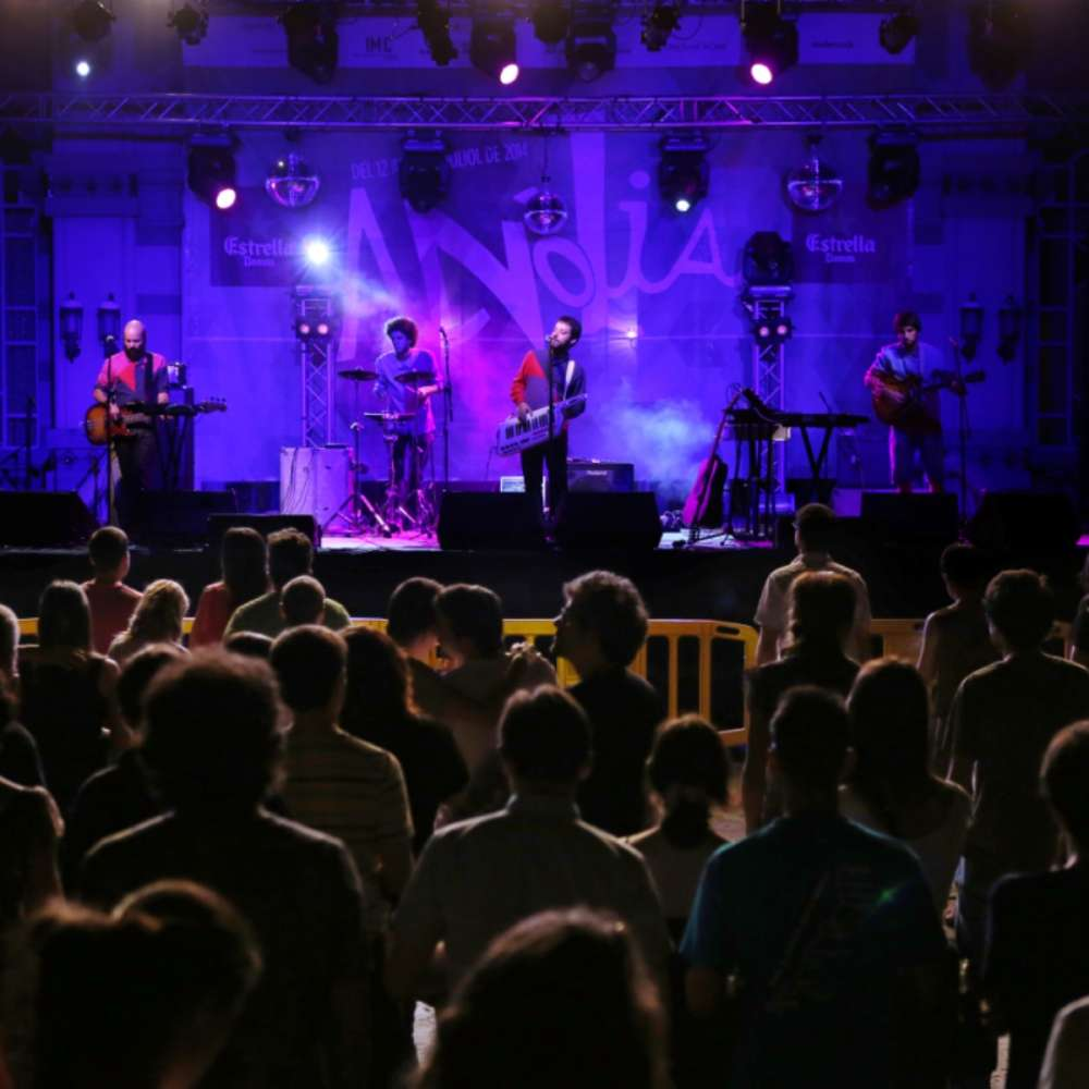 Festival Anòlia d'Igualada