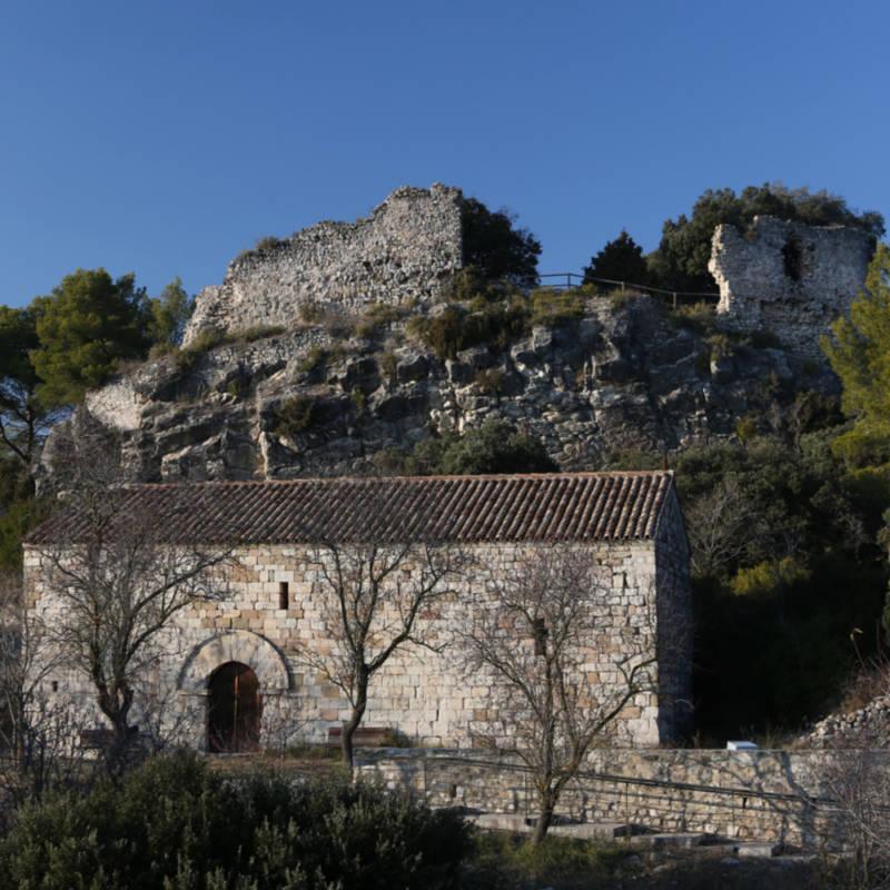 Castillos con visita exterior i concertada