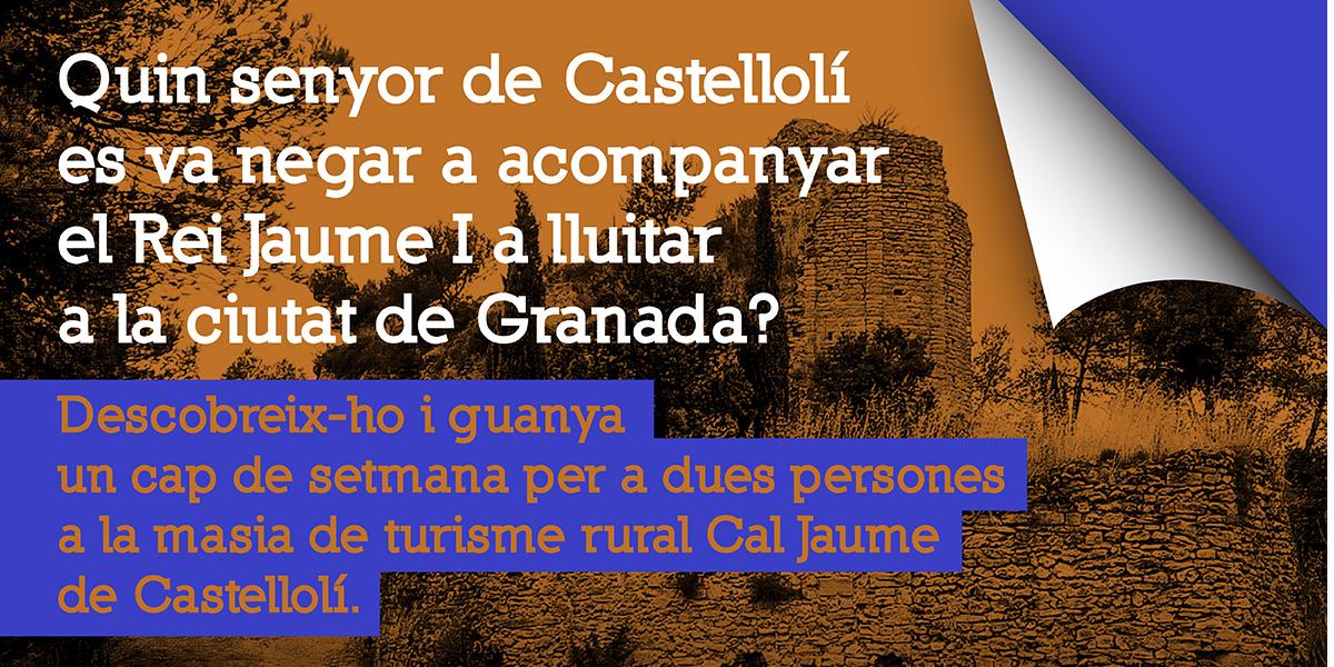 El Castell de Castellolí