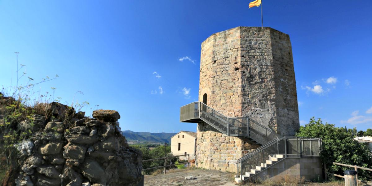 Castillo de Òdena