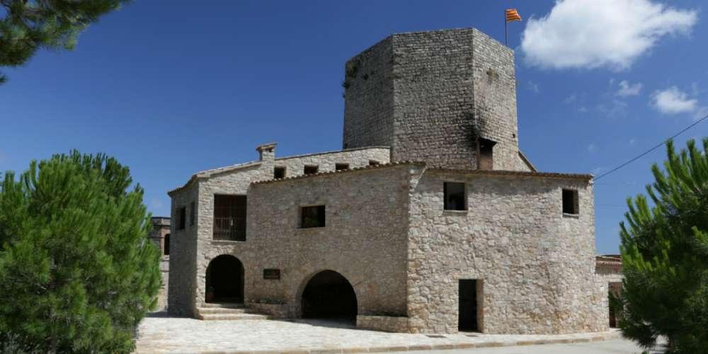 Castillo de Orpí
