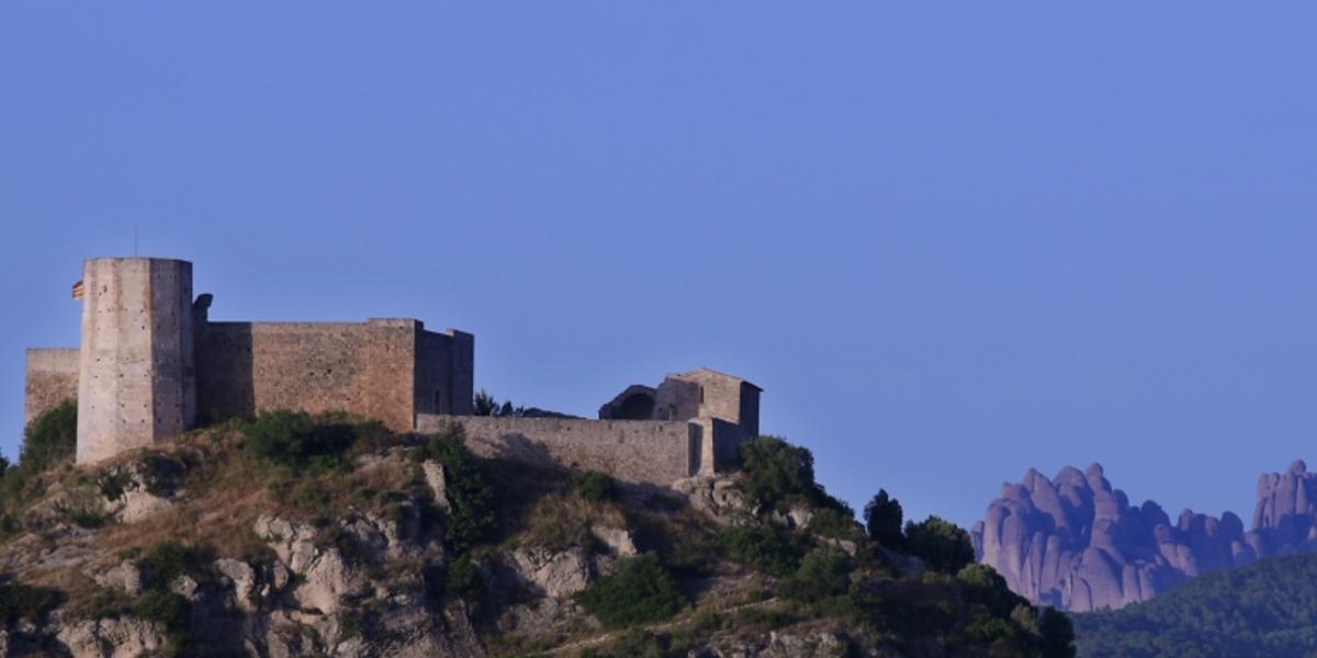 Claramunt Castle
