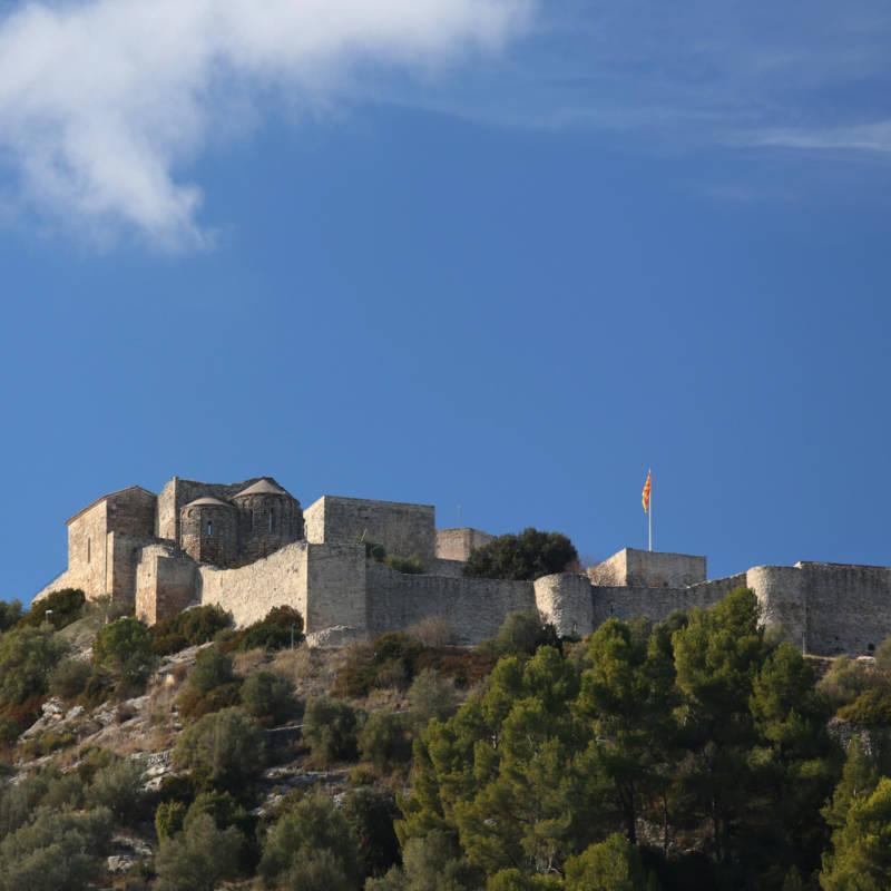 Castillos con visita guiada