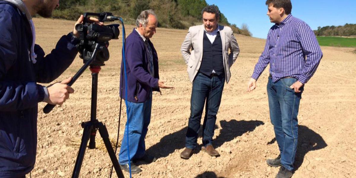 Canal Taronja estrena un programa que dóna a conèixer els productes Km0 de l'Anoia