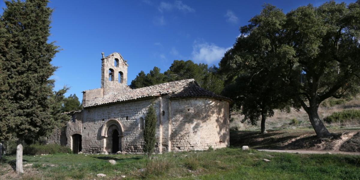 Esglésies i ermites, on el silenci se sent