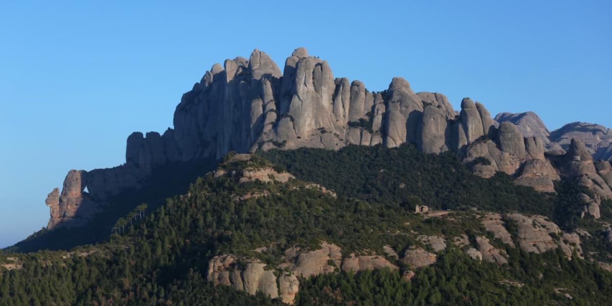 Can Massana, la porta d'entrada a Montserrat