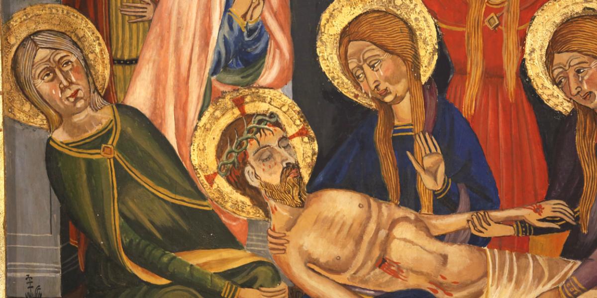 Retable de Santa Maria de Rubió
