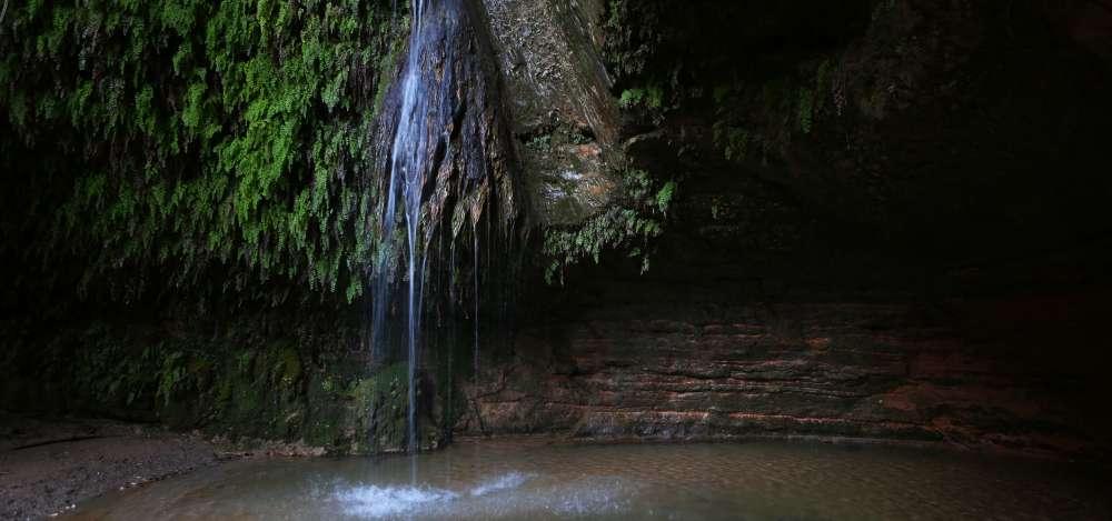 De ruta pels salts d'aigua de Cabrera d'Anoia