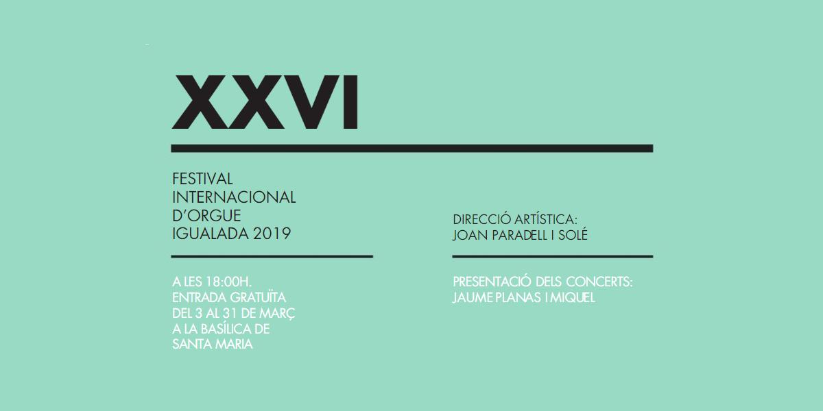 Festival Internacional d'Orgue d'Igualada