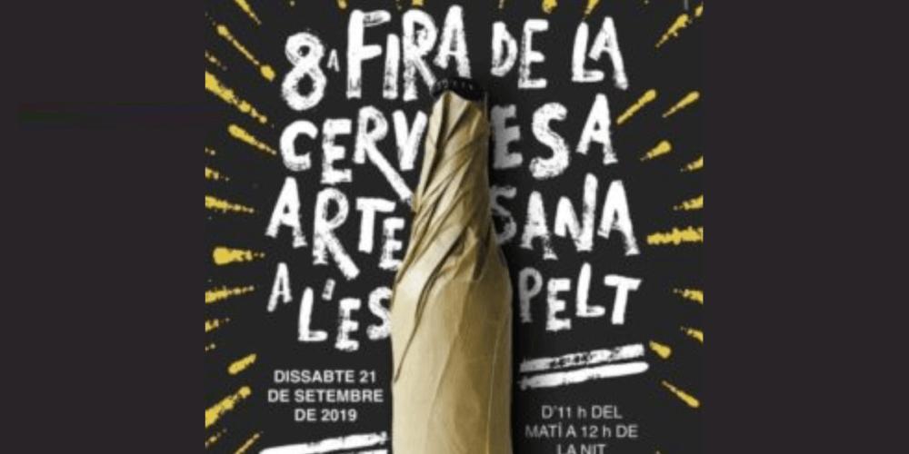 Feria de la cerveza Artesana del Espelt