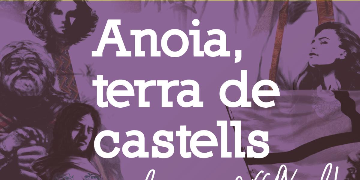 """Anoia Turisme edita una nova guia que recull tota la informació de l' """"Anoia, terra de castells, la comarca medieval"""""""