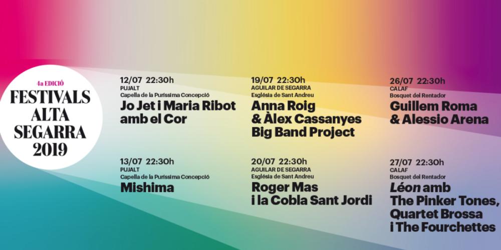 Festivals Alta Segarra