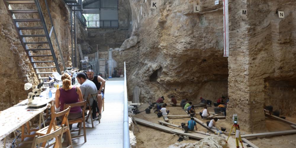 NEAN – Parc préhistorique de Capellades