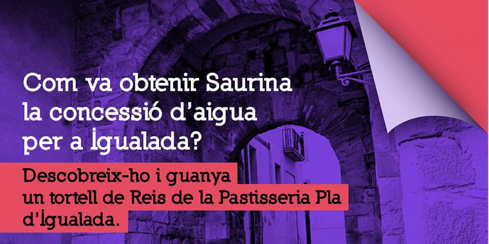 Saurina de Claramunt i el llegat medieval d'Igualada