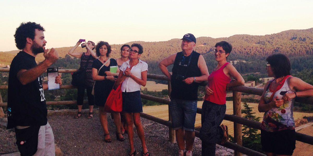 L'Anoia es presenta com a destí turístic a la premsa