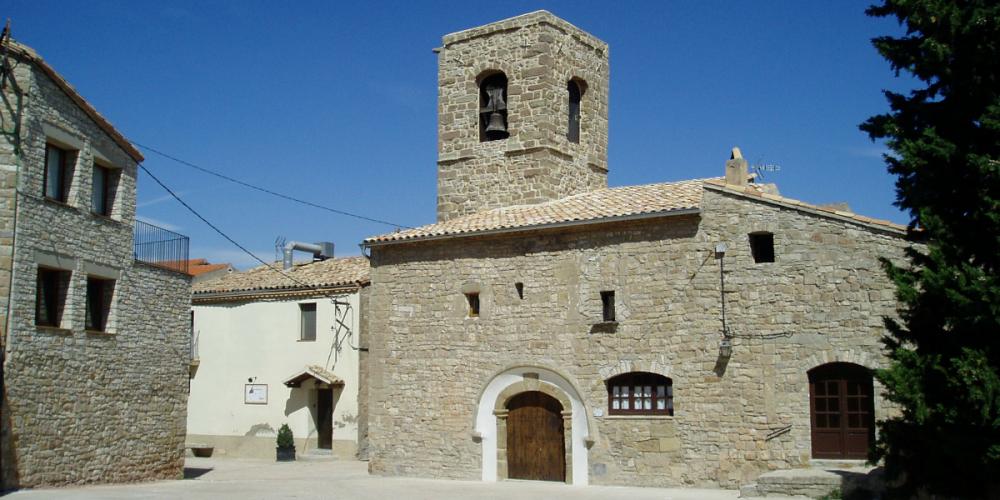 Art Ecclesia: centre d'interpretació del Patrimoni Religiós de l'Anoia