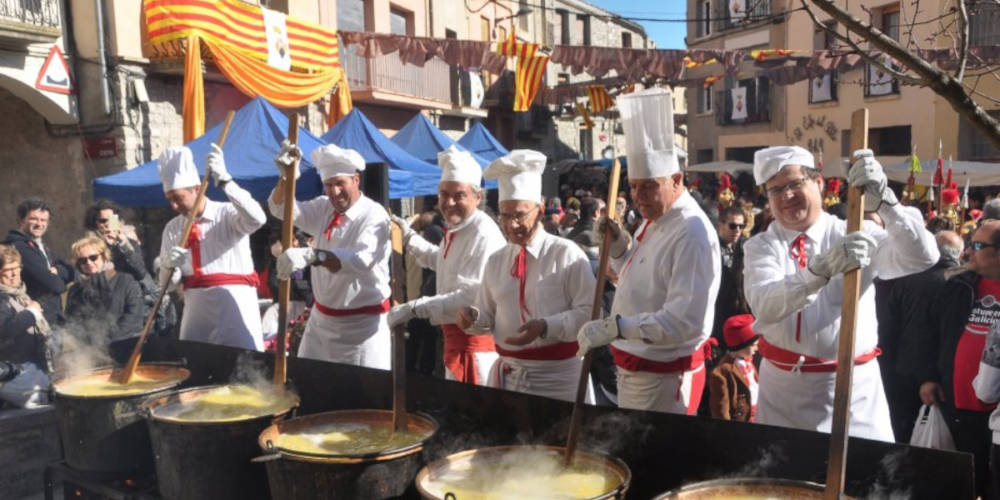 Fiesta de la Caldera
