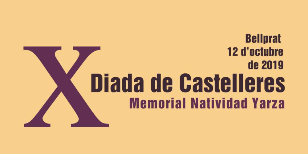 Fiesta deCastelleres– Memorial NatividadYarza