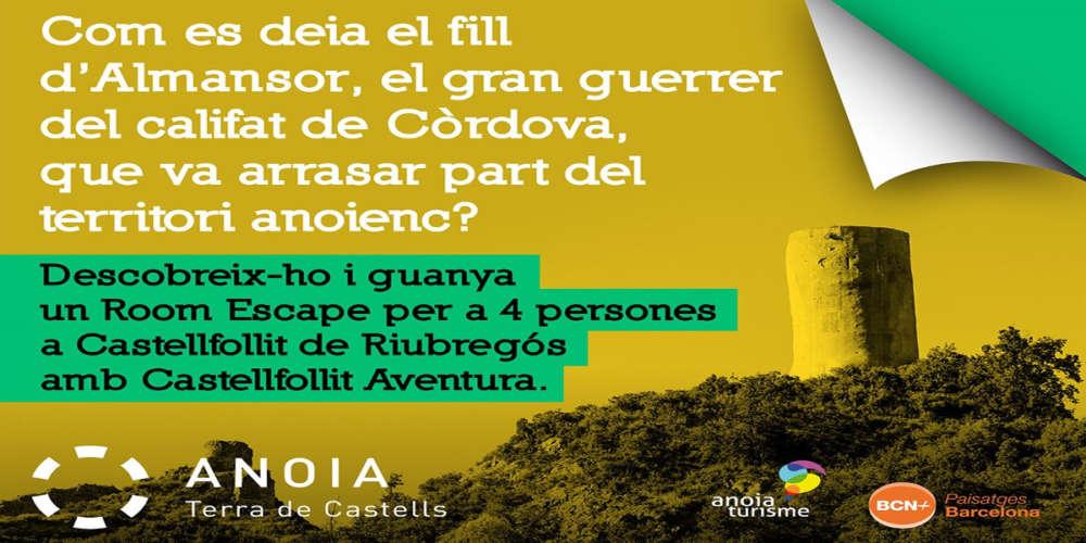 Castell de Sant Esteve de Castellfollit de Riubregós