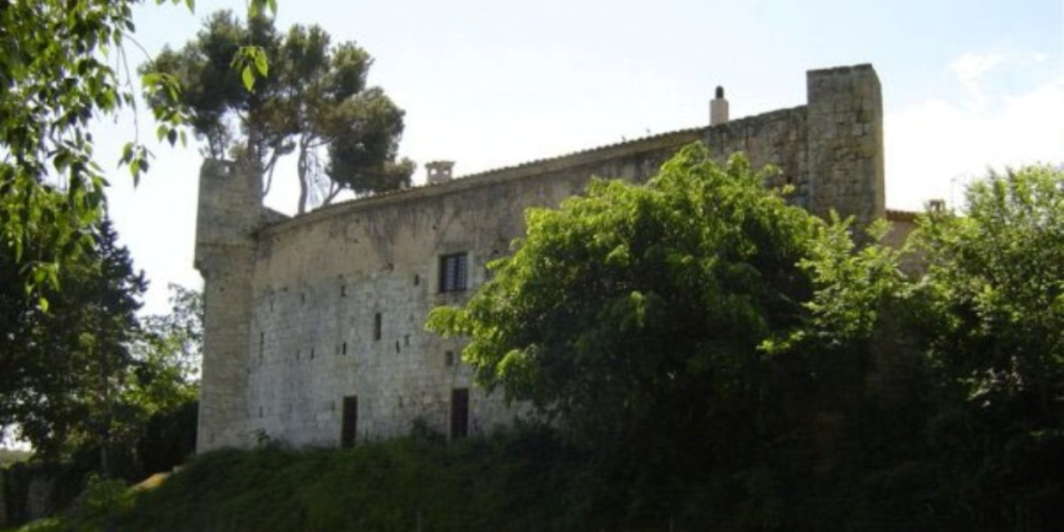 Castle of the Tower of Claramunt