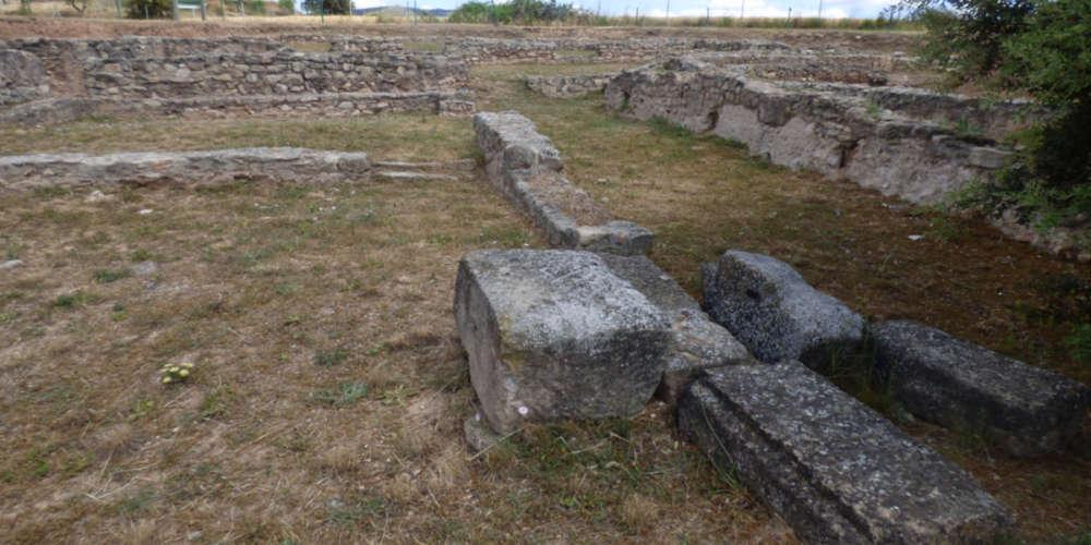 Vil·la romana de l'Espelt