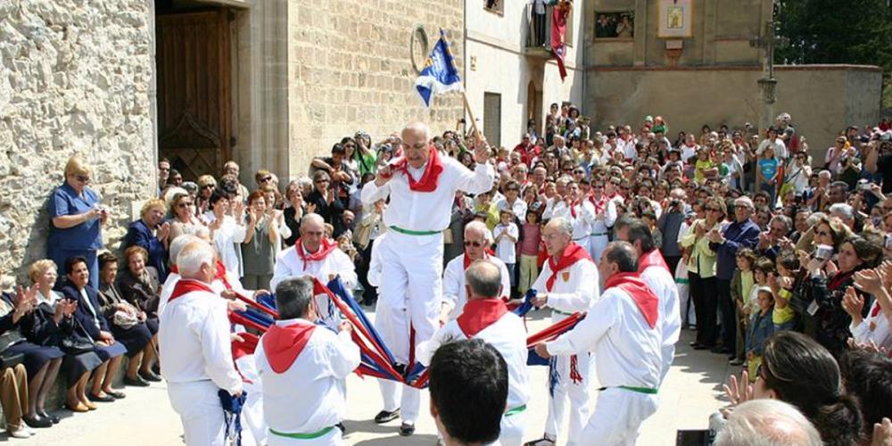 Baile de Fajas de Sant Martí de Tous