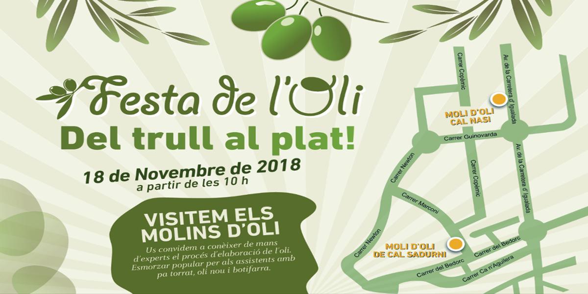 Festa de l'oli del Trull al Plat