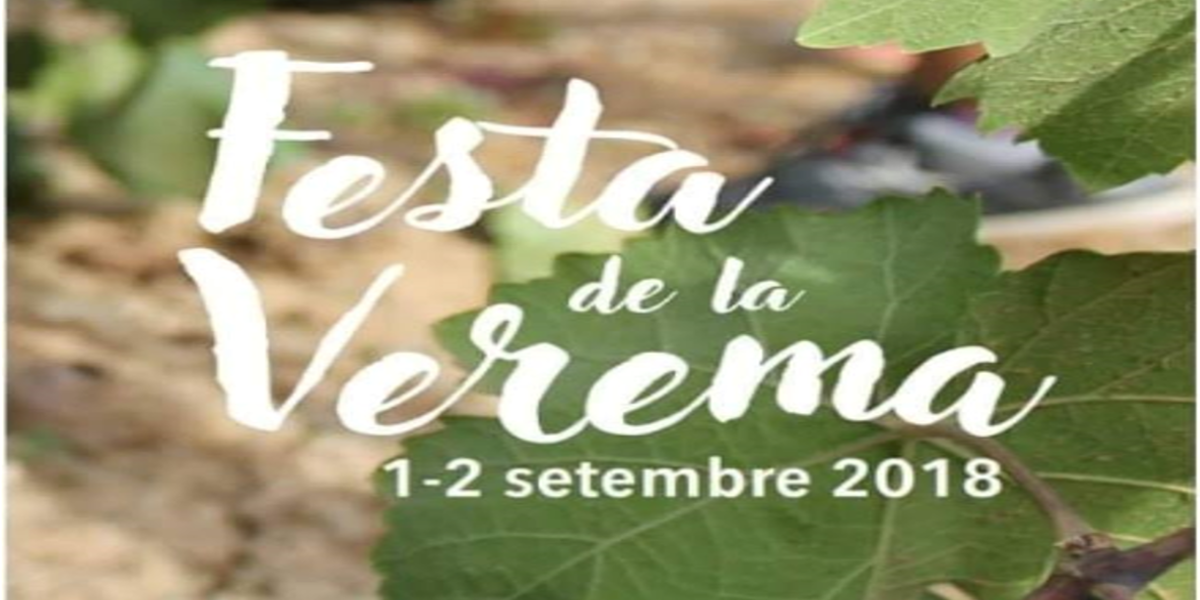 Festa de la Verema als Hostalets de Pierola