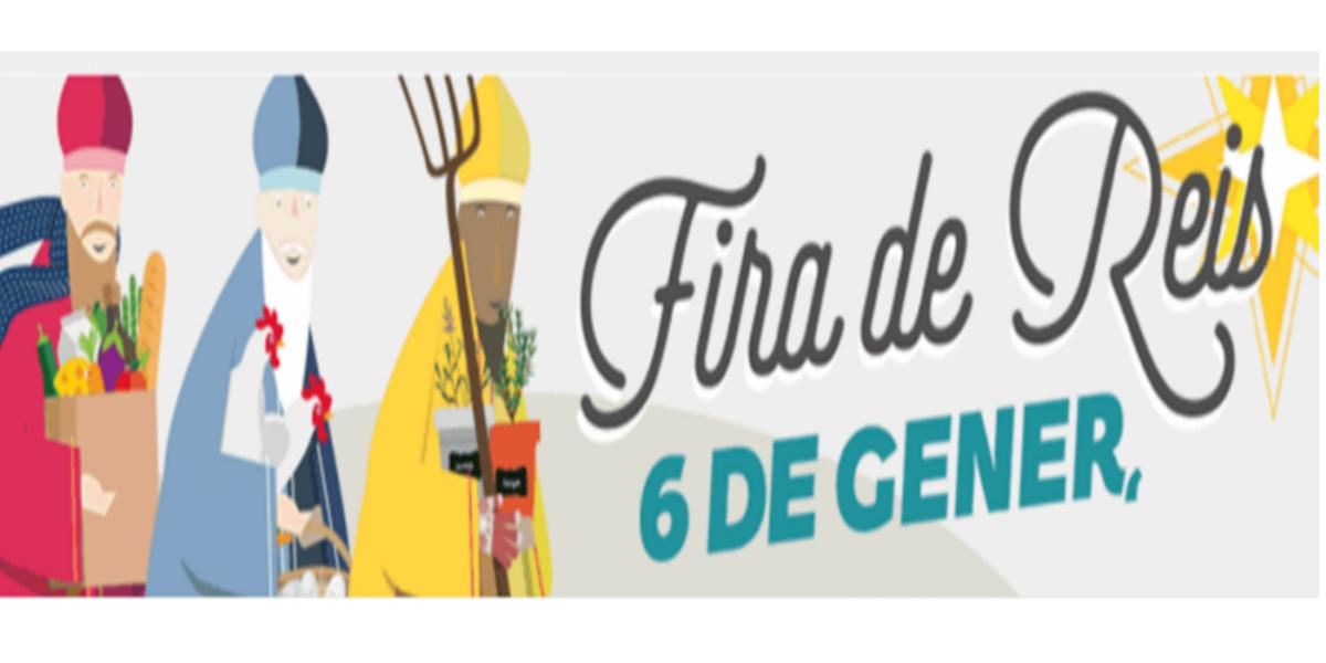 Feria de Reyes de Igualada