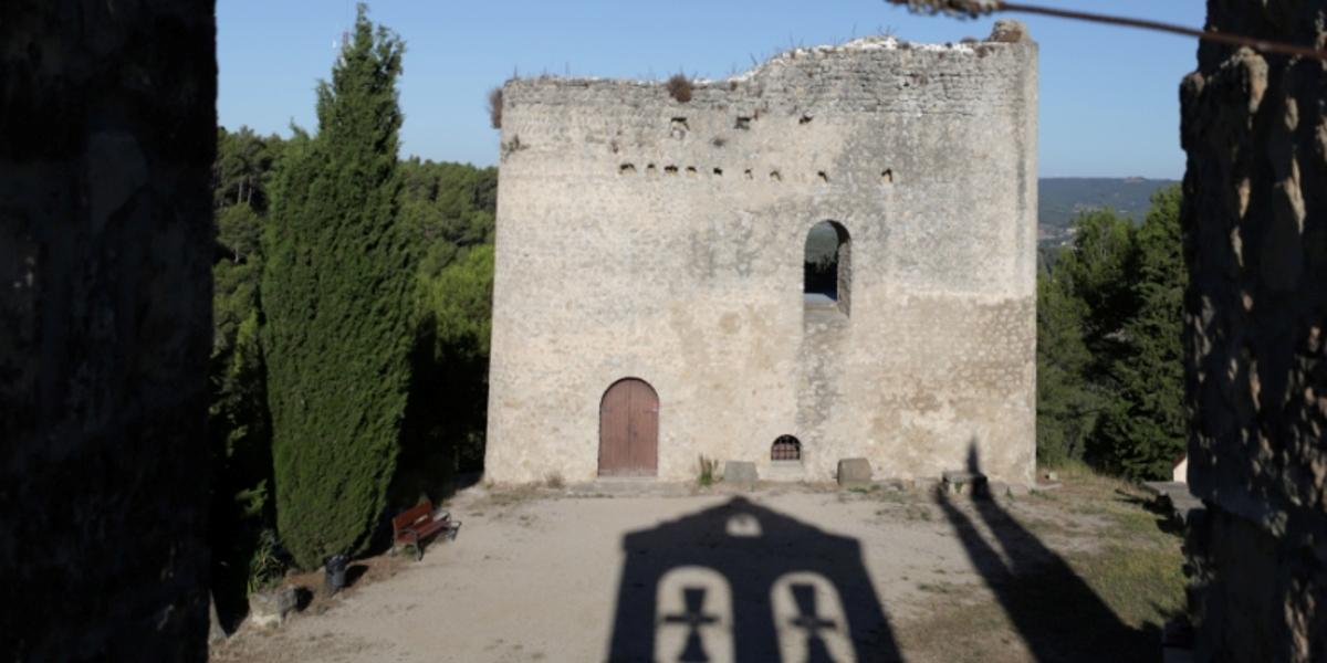 Montbui Castle (o castle of La Tossa)