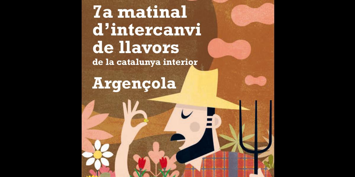 Matinal d'intercanvi de llavors de la Catalunya interior d'Argençola
