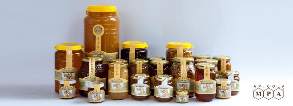 Mas Buret, mel de proximitat i d'alta qualitat