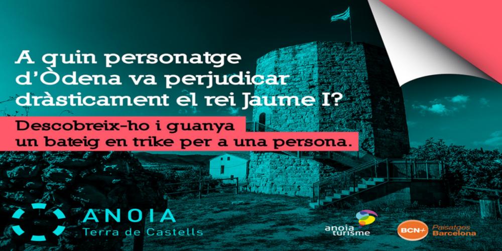 El Castell d'Òdena