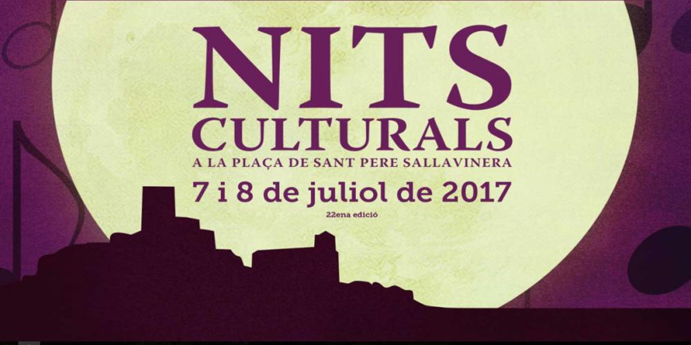 Noches Culturales de Sant Pere Sallavinera