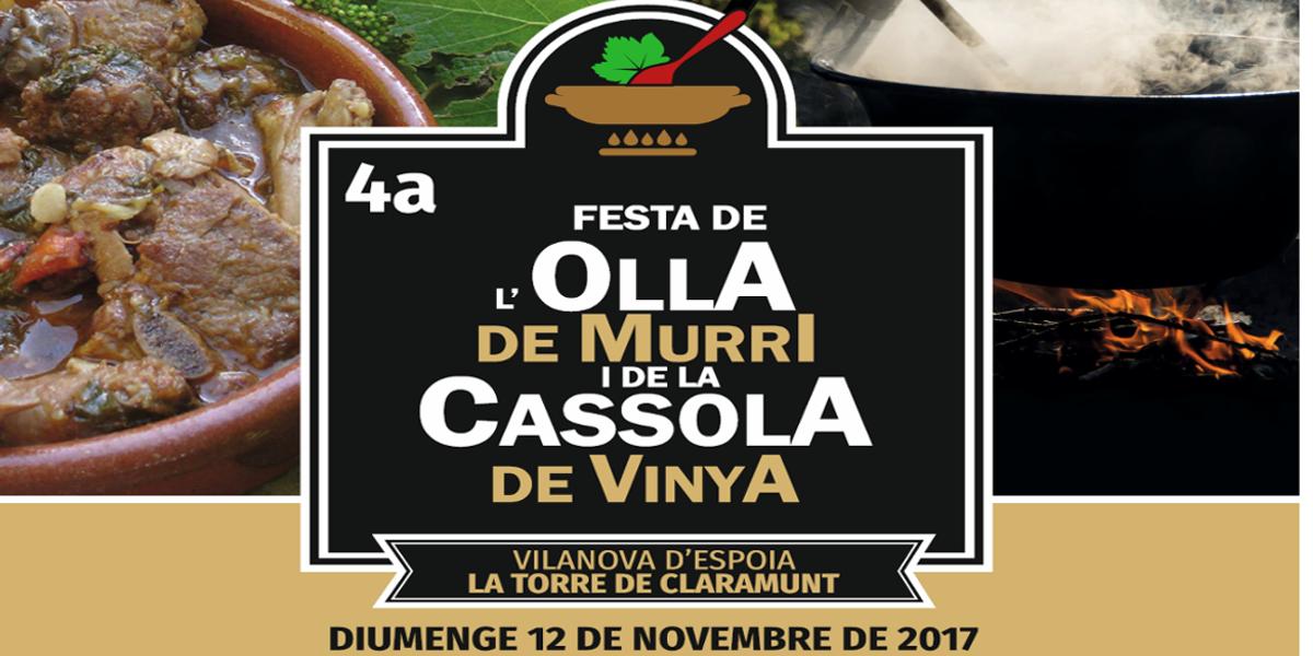 Festa de l'Olla de Murri i de la Cassola de Vinya
