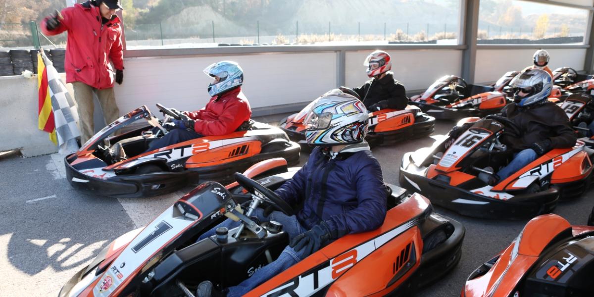 Karting de Castellolí