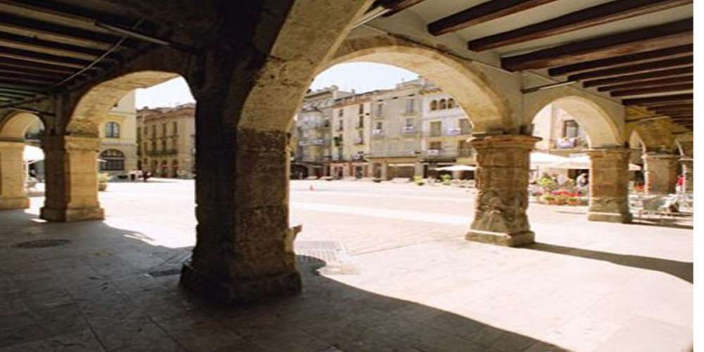Plaça de l'Ajuntament, Igualada