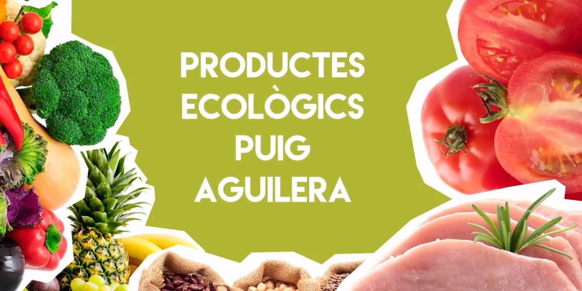 Productes Ecològics Puig Aguilera, xai ecològic de la granja a la taula