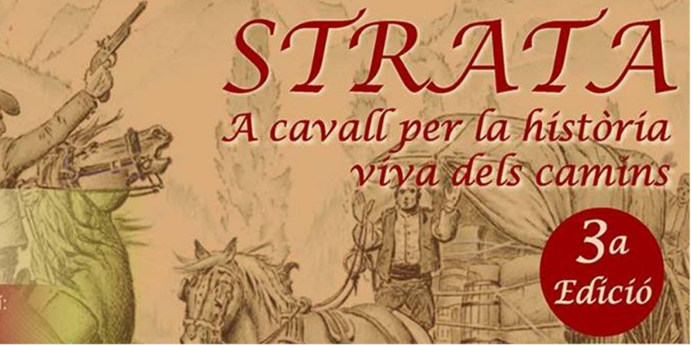 STRATA, a caballo por la historia viva de los caminos